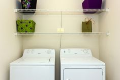 At Trailside Apartments in Parker, Colorado you have the option to have washer and dryers in your unit. How awesome is that? Stacked Washer Dryer, Washer And Dryer, Parker Colorado, Dryers, Apartments, Home Appliances, The Unit, Awesome, House Appliances