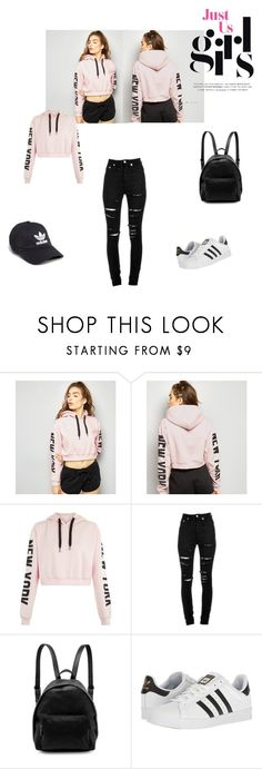 Designer Clothes, Shoes & Bags for Women Just Shop, Stella Mccartney, Yves Saint Laurent, Adidas, Shoe Bag, Nice, Simple, Polyvore, Stuff To Buy