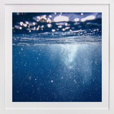 """Deep Caribbean II"" - Available in a variety of frame and size options"