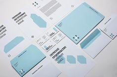 PZSP Visual Identity by Ermolaev Bureau, via Behance