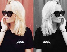 Alli simpson short hair.<3