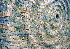 Mosaic-Optical-Illusion