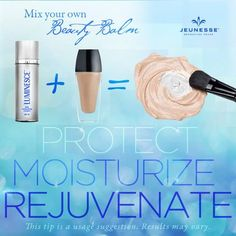 Add one pump of LUMINESCE daily moisturizing complex to your foundation to create a multi-tasking all-in-one treatment. SPF + moisturizer + anti-aging properties = a healthier looking, more youthful complexion. https://multibra.in/6wr7j