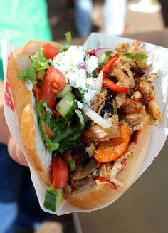 Döner Kebab - Germany