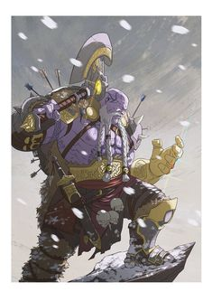 Viking Thanos by Rodrigo Lorenzo Character Concept, Character Art, Concept Art, Character Design, Marvel Fan Art, Marvel Comics Art, Anime Comics, God Of War, Comic Book Characters