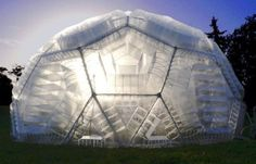 Pneumocell: Pioneering Inflatable architecture