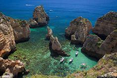 Чудо природы в Португалии - Путешествуем вместе