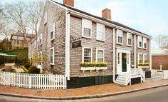 Nantucket's Union Street Inn redesigned by Dujardin Design Associates