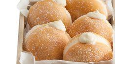Filled Doughnuts Recipe