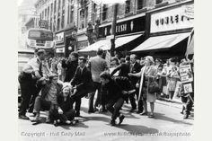 Jameson Street - demonstration - 1966