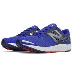441e1e269 Zapatillas NEW BALANCE VONGO FRESH FOAM AZUL GRIS BLANCO Atletismo Y  Running - acuatrosport.com