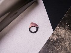 II. [COPPER] You shall stay classy. Ring / Size: 24 x 32mm / Ring-size: 17,3mm