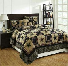 Charming Bedroom Ideas - Super Elegant help to create a truly great cozy bedroom decorating ideas country living . The Ideas imagined on this cool date 20190304 , tip number 8263167378 Primitive Homes, Primitive Quilts, Primitive Decor, Primitive Country, Primitive Bedding, Rustic Decor, King Quilt Sets, Queen Quilt, Winter Bedroom