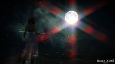 Bdo witch Ready to fight moonlight
