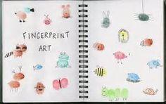 fingerprint animals http www ehow com how 4517184 make fingerprint ...