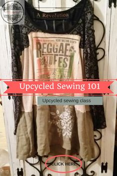 Upcycled Online Sewing Classes for Women by Wendy Bryant of CreoleSha. I will teach you step by step how to create clothing that you will love and wear! Each class is Video based!! Join many others that are already taking these classes.