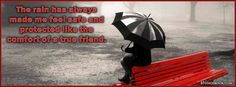 Rainy Day Quotes for Facebook | quote-quotes-girl-girly-rain-rainy-day-outside-umbrella-wet-woman ...