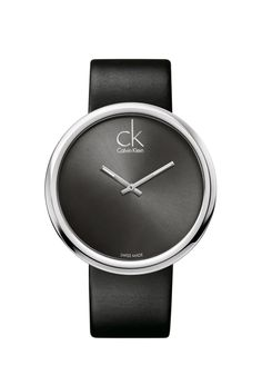 Discover a large selection of ck Calvin Klein watches on - the worldwide marketplace for luxury watches. Compare all ck Calvin Klein models ✓ Buy safely & securely Calvin Klein Watch, Ck Calvin Klein, Jewelry Accessories, Fashion Accessories, Bracelet Cuir, Stainless Steel Case, Perfume, Lady, Leather