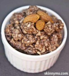 Slow Cooker Almond Blast Oatmeal