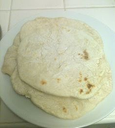 homemade flour tortillas! easy, dirt cheap, healthier than packaged ones!