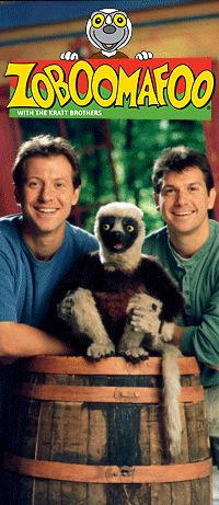 While walking in the woods one day Chris & Martin saw something strange, a leaping lemur who liked to dance & play.(;