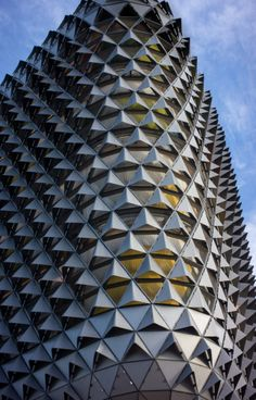 SAHMRI Building Adelaide. Architecture in South Australia – design by Woods Bagot Architects