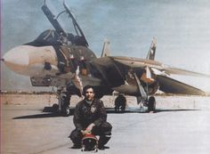Cira 1970s photo of Iranian Air Force F-14 Tomcat DO WE NEVER LEARN!!!