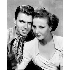 laraine day The Bad Man 1941 40s Makeup, Laraine Day, Movie Talk, Ronald Reagan, Actors & Actresses, Canvas Art, Couple Photos, Celebrities, Movies