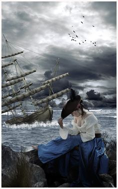 The Fury of Sea by Mgpsp.deviantart.com on @deviantART