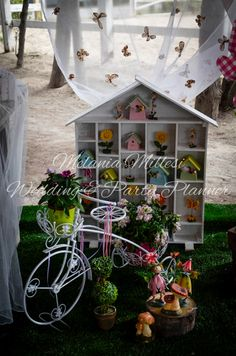 Decor for Spring Party https://www.facebook.com/weddingepartyplanner?ref=aymt_homepage_panel