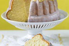 Ďalší chutný letný dezert - svieža bábovka s jogurtom a citrónom
