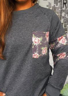 Best sweatshirt, Only $19.99! Free Shipping & Easy Return! This rose blossom sweatshirt gonna make you cozy all day long! Cupshe.com offers you more lovely items!