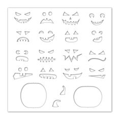 Kristina here. Today I have a fun Halloween card for you! I used the Jack-o'-lanterns stencil to create … Piping Templates, Royal Icing Templates, Royal Icing Transfers, Cake Templates, Templates Printable Free, Design Templates, Printables, 31 Nights Of Halloween, Halloween Cards