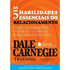 Livro - As Cinco Habilidades Essenciais Do Relacionamento
