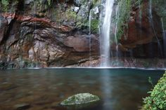 Waterfall by Michel Van Kooten on 500px