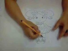 Curso básico para hacer figuras o muñecos Foamy