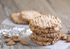 Sugar Detox Cookie Recipe • A Natural Living Blog (almond butter, coconut flour)