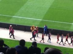 En immersion au Parc : PSG-Guingamp, première victoire à domicile