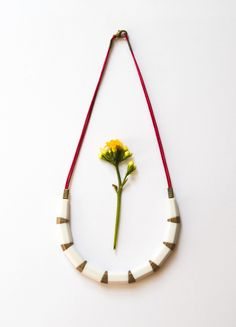 The Pencil Necklace on The Loop