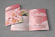 Funeral Program Template-v270 - Brochures - 2