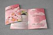 Funeral Program Template-v270 - Brochures - 2