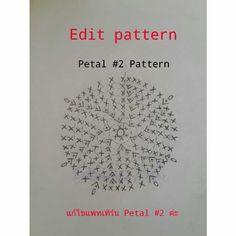 Free Pattern by Thitaree