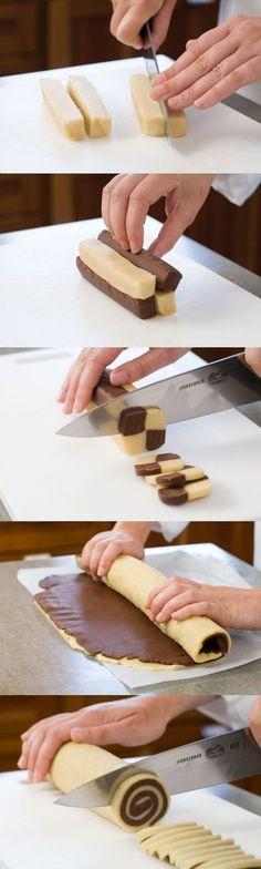 Оригинал: Идея оформления печенекВанильное...