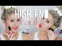 Sephora & MAC Cosmetics Haul & Swatches! ♡ YSL, Lorac, Tarte, MUFE, More! - YouTube