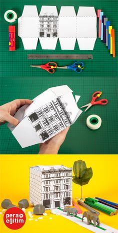 Haydi sen de dene! Yaptıklarını bizimle paylaşmayı unutma! #diy #müze #tasarım #design #museum #kids #children