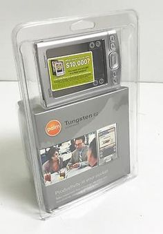 PDAs: Palm Tungsten E2 Handheld Bluetooth Organizer Pda - New In Box -> BUY IT NOW ONLY: $58.95 on eBay!