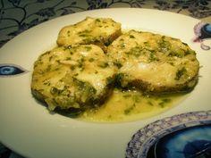 Varomeando: Merluza en salsa verde