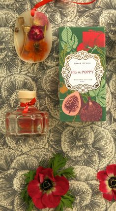 **NEW** Hand Poured Floral Scents Soy Candles Tarts /& Votives Wild Poppy