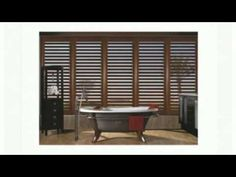 Plantation Shutters - Plantation shutters are a simple and stylish addition to any home. Mounted indoors, plantation shutters compliment both traditional and contemporary window covering styles and increase a home's resale value. #BudgetBlinds #Potomac #Bethesda #home #windows #decor #video