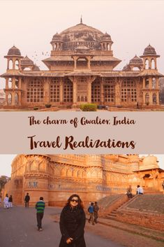 The charm of Gwalior, India - The home to world's second oldest. - From the vast and diverse landscape of India, I chose to write about Gwalior, a historic city in Ma - India Travel Guide, Asia Travel, Time Travel, Vietnam Travel, Travel Guides, Travel Tips, Travel Destinations, Travel Plan, Amazing Destinations